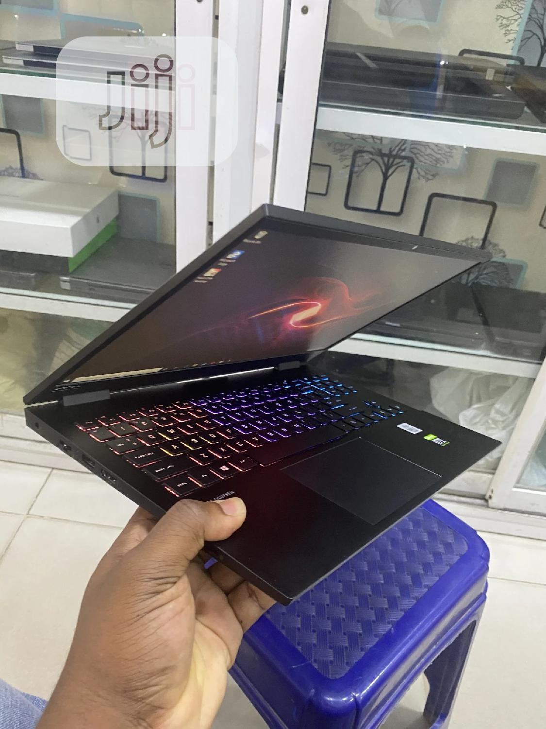 Laptop HP Omen 15 16GB Intel Core I7 SSD 512GB | Laptops & Computers for sale in Ikeja, Lagos State, Nigeria