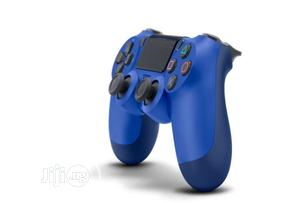 Ps4 Dualshock Controller Blue   Video Game Consoles for sale in Lagos State, Ikeja