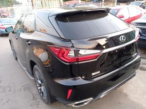 Lexus RX 2019 350 F Sport FWD Black | Cars for sale in Lagos State, Ikeja