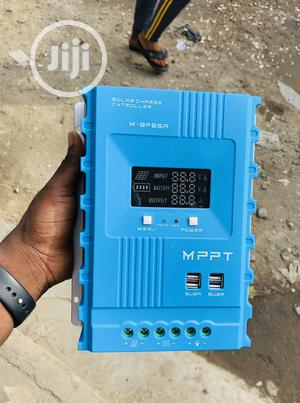 60ah 12/24/36/48v Mppt Solar Charge Controller | Solar Energy for sale in Lagos State, Ajah