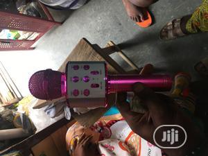 Karaoke HIFI Microphone   Audio & Music Equipment for sale in Lagos State, Ojo