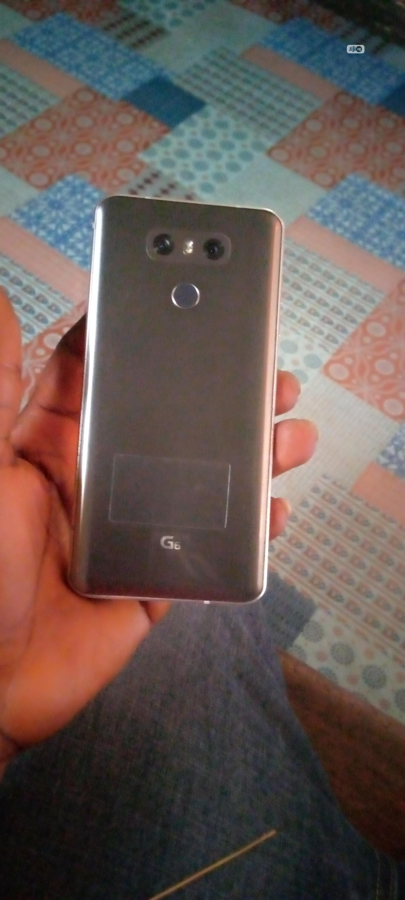 LG G6 32 GB Gray   Mobile Phones for sale in Akure, Ondo State, Nigeria