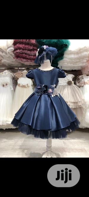 Blue Dress | Children's Clothing for sale in Lagos State, Ikeja
