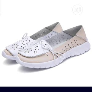 Female Comfort Leather Loafers   Shoes for sale in Delta State, Oshimili South