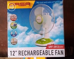 Qasa Table Reachable Fan 12inch   Home Appliances for sale in Lagos State, Lagos Island (Eko)