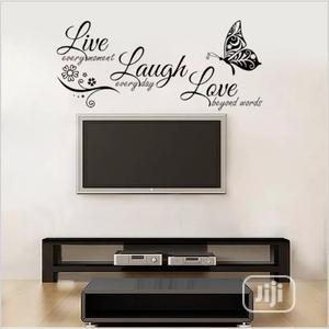 Wall Sticker Quote Decal | Home Accessories for sale in Lagos State, Alimosho