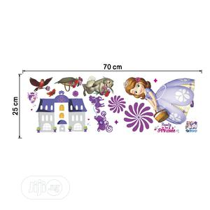 Sofia The First Wall Sticker | Home Accessories for sale in Lagos State, Alimosho