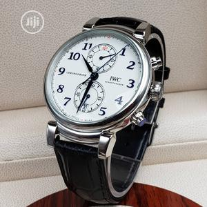 IWC Leather Watch | Watches for sale in Lagos State, Lagos Island (Eko)