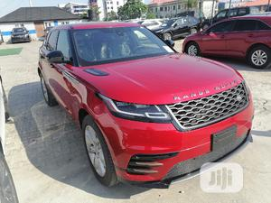 Land Rover Range Rover Velar 2018 P250 SE R-Dynamic 4x4 Red | Cars for sale in Lagos State, Apapa