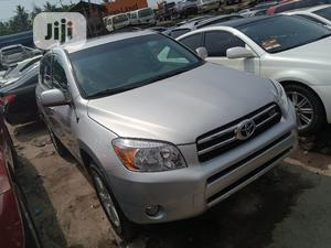 Toyota RAV4 2008 Limited V6 Silver | Cars for sale in Lagos State, Apapa