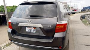 Toyota Highlander 2008 4x4 Gray   Cars for sale in Lagos State, Amuwo-Odofin