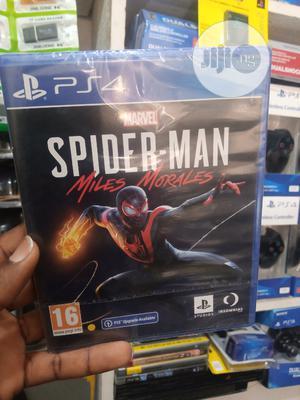 Spiderman (Miles Morales) | Video Games for sale in Oyo State, Ibadan
