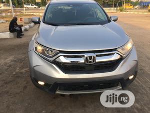 Honda CR-V 2017 Silver | Cars for sale in Lagos State, Ikeja
