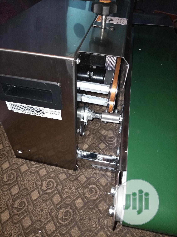 Soap Nylon Etc Continuous Sealing Machine.   Manufacturing Equipment for sale in Abeokuta South, Ogun State, Nigeria