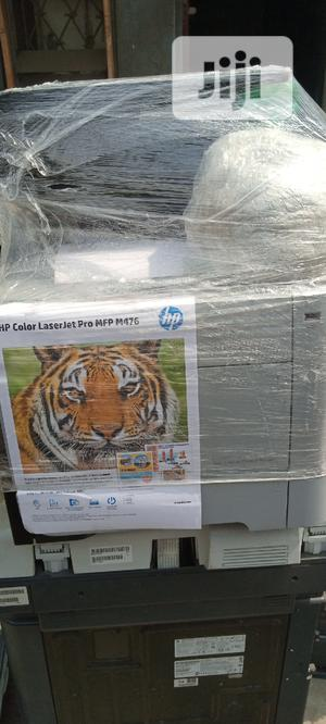 Hp Laserjet Pro Mfp 476 3in1 Color | Printers & Scanners for sale in Lagos State, Surulere