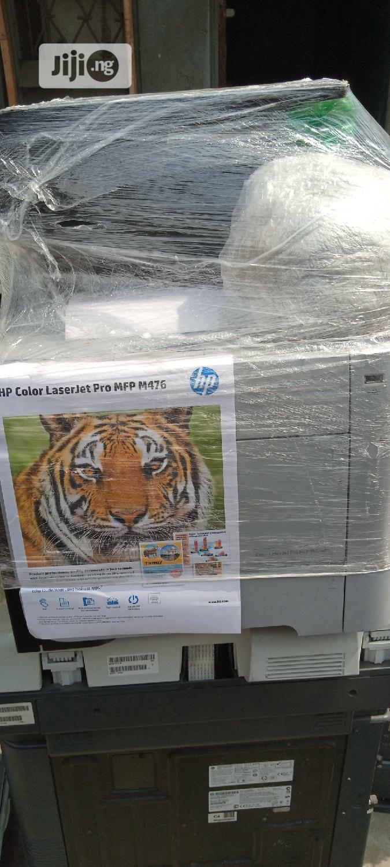 Hp Laserjet Pro Mfp 476 3in1 Color