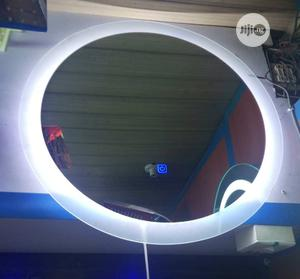 Round LED Censor Wall Mirror | Home Accessories for sale in Lagos State, Amuwo-Odofin