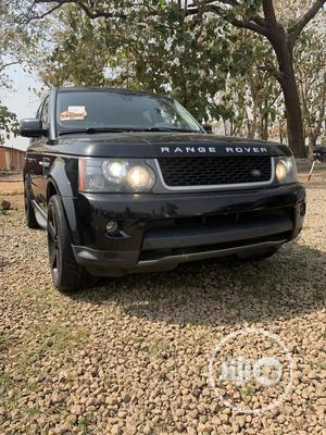 Land Rover Range Rover Sport 2011 Black | Cars for sale in Abuja (FCT) State, Kubwa