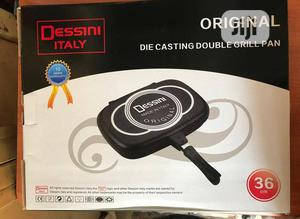 Dessini Double Sided Non-stick Grill Pan | Kitchen & Dining for sale in Lagos State, Ifako-Ijaiye