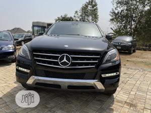 Mercedes-Benz M Class 2013 ML 350 4Matic Black | Cars for sale in Abuja (FCT) State, Gwarinpa