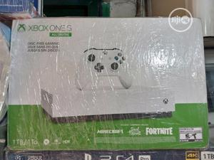 Microsoft Xbox One S 1tb Console | Video Game Consoles for sale in Lagos State, Ikeja