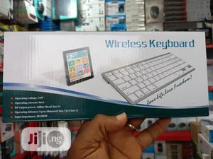 Wireless Bluetooth Keyboard For Tab & Notebook   Computer Accessories  for sale in Lagos State, Ikeja