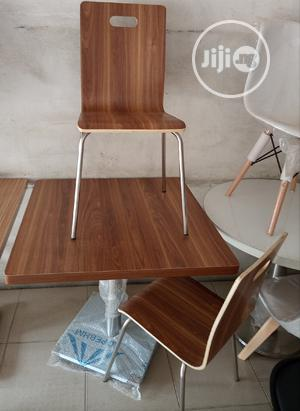 Super Quality Wooden Restaurant/Dinning Table With 4 Chairs | Furniture for sale in Lagos State, Ojo