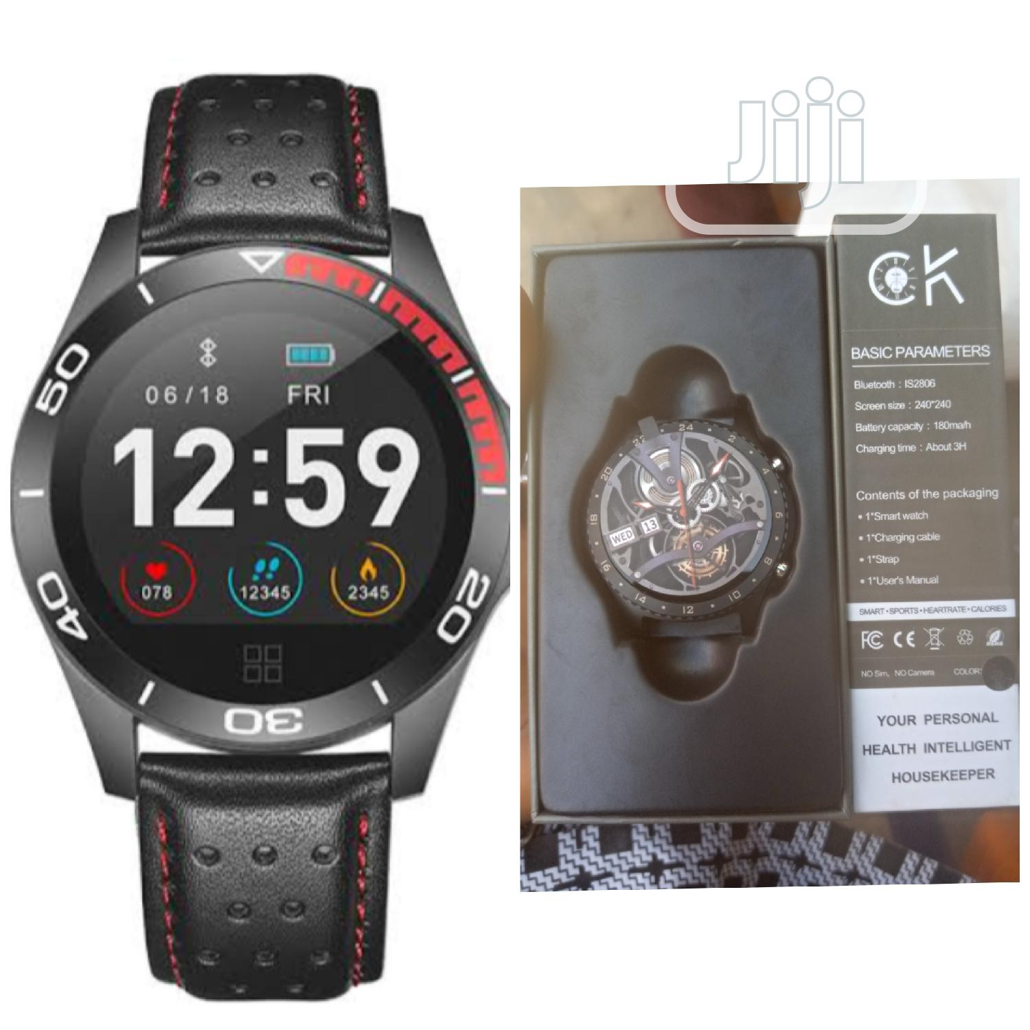 CK 29 Smart Watch and Fitness Tracker