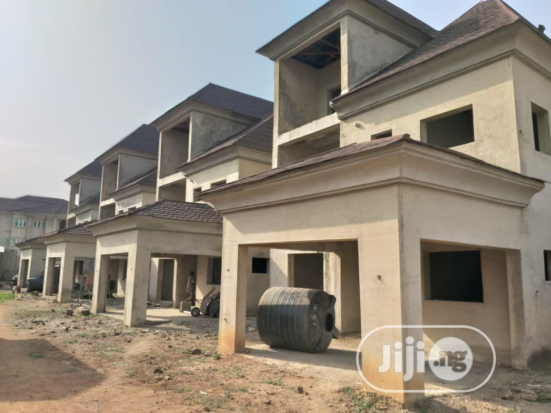 4-Units of 5-Bedrooms Terrace Duplex   Houses & Apartments For Sale for sale in Katampe Extension, Katampe, Nigeria