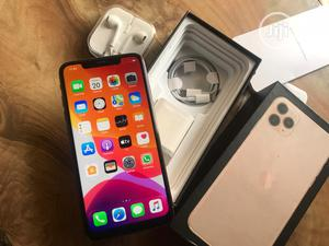 New Apple iPhone 11 Pro Max 256 GB Gold   Mobile Phones for sale in Lagos State, Yaba