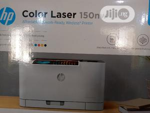 HP Colour Laser 150nw Printer | Printers & Scanners for sale in Lagos State, Ikeja