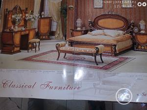 Executive Royal Classic Bed.   Furniture for sale in Lagos State, Ojo