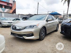 Honda Accord 2017 Gold | Cars for sale in Lagos State, Ikeja
