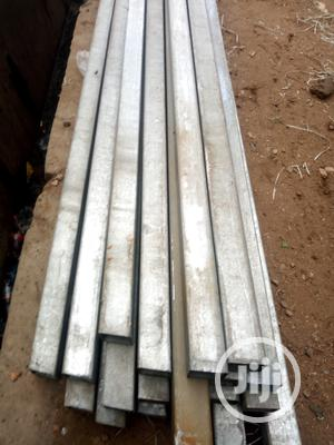 """Gavalnized Square Pipes (2"""" by 2"""" Faces or Diameter) 