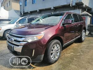 Ford Edge 2011 Red | Cars for sale in Rivers State, Port-Harcourt