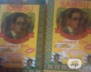 Samsu Super Oil 2 Bottles   Sexual Wellness for sale in Lagos State, Alimosho