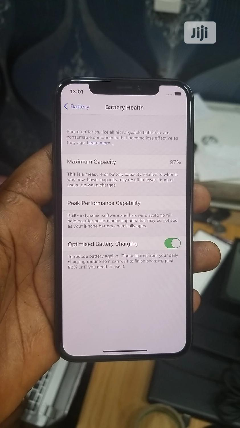 Apple iPhone 11 Pro 64 GB Green   Mobile Phones for sale in Ikeja, Lagos State, Nigeria