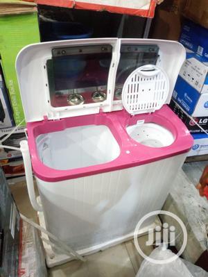 6kg Duravolt Washing Machine With Dryer(1year Warranty) | Home Appliances for sale in Lagos State, Lagos Island (Eko)