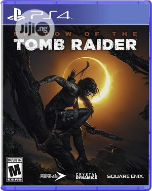 Shadow of the Tomb Raider - Playstation 4   Video Games for sale in Lagos State, Ikeja