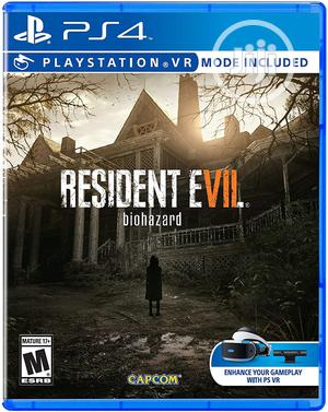 Resident Evil 7: Biohazard - Playstation 4 | Video Games for sale in Lagos State, Ikeja