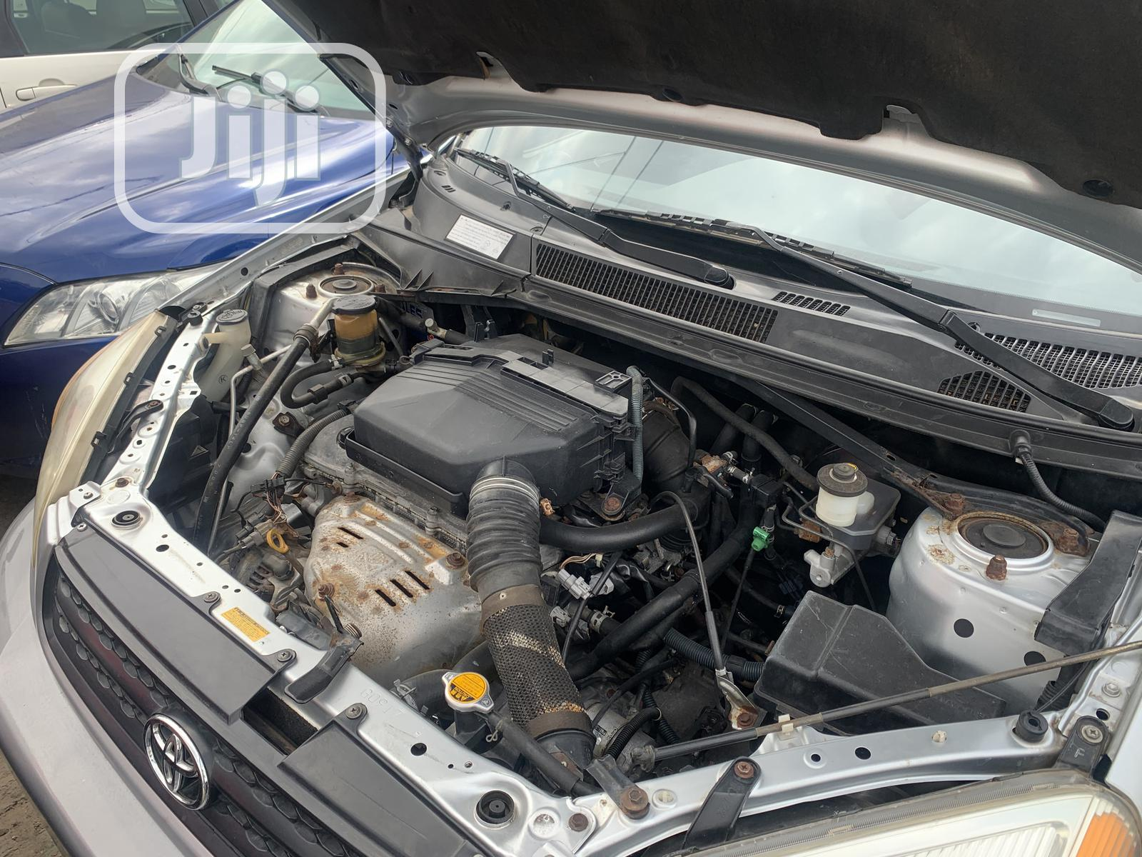 Archive: Toyota RAV4 2005 Silver