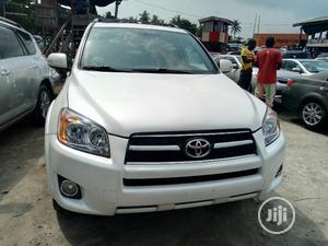 Toyota RAV4 2010 White   Cars for sale in Lagos State, Apapa