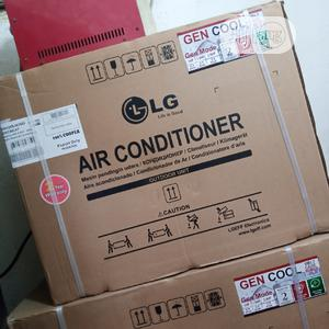 LG Air Conditioner Split Unit 1hp Inverter | Home Appliances for sale in Lagos State, Ojo
