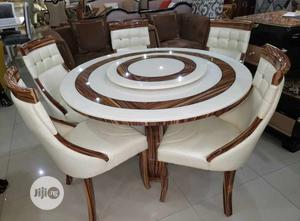 Dining Table With Dining Chsir | Furniture for sale in Lagos State, Ojo