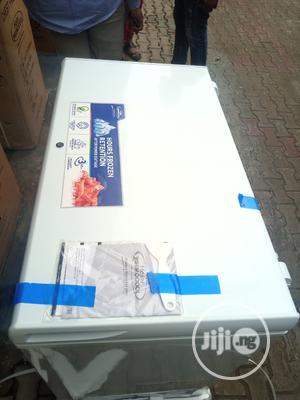 Haier Thermocool Chest Freezer -HTF-200 Energy Saving   Kitchen Appliances for sale in Lagos State, Lekki