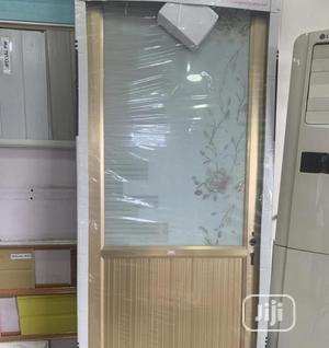 750 Aluminum Door Is Available For Sale | Doors for sale in Lagos State, Mushin