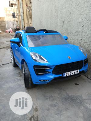 Quality Uk Used Porsche Macan Turbo Electric Ride on Car | Toys for sale in Lagos State, Surulere