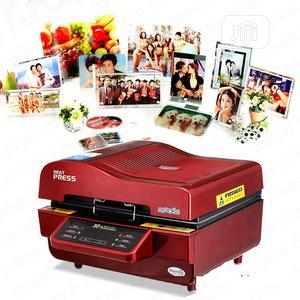 3D Sublimation Vacuum Heat Press Transfer Machine | Printing Equipment for sale in Lagos State, Ikeja