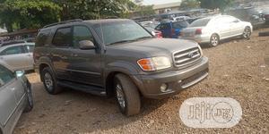 Toyota Sequoia 2006 Gray | Cars for sale in Abuja (FCT) State, Garki 2