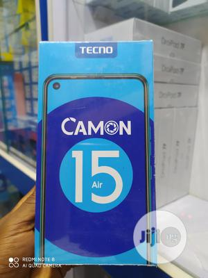 New Tecno Camon 15 Air 64 GB Silver | Mobile Phones for sale in Lagos State, Ikeja